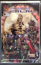 Sigil #18 NM- 1st imprimé bandes dessinées Crossgen