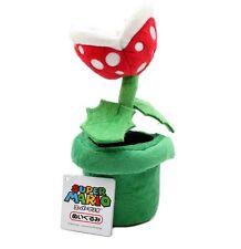 "Super Mario Plush 9"" Piranha Plant Doll"