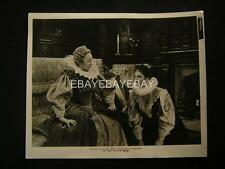50s Bette Davis Joan Collins The Virgin Queen VINTAGE Movie PHOTO 192G