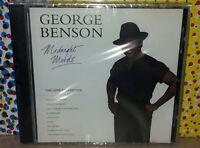 CD GEORGE BENSON - MIDNIGHT MOODS - NUOVO NEW