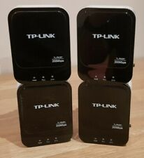 4 TP-Link TL-PA201 Powerline Adapters