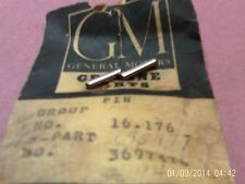 NOS GM 1961 1967 CAMARO 1972 1976 CHEVY G VAN SIDE VENT WINDOW  HANDLE PINS