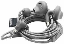 URBANEARS SUMPAN [DARK GREY] In-Ear Earbud Headphones w/ Microphone