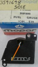1979 Dodge Aspen Plymouth Volare NOS MOPAR Fuel Gas Gauge