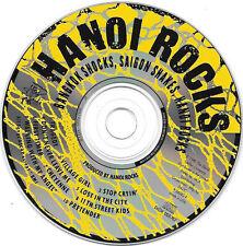 Hanoi Rocks–Bangkok Shocks Saigon Shakes Hanoi Rocks (CD, Remastered, Reissue)