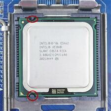 Intel Xeon E5462 LGA 775 = (core 2 quad Q9650) more powerful (TDP80W) FSB1600