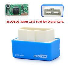 Auto Car Truck Eco OBD2 Economy Fuel Saver Tuning Box Chip For Diesel Vehicles