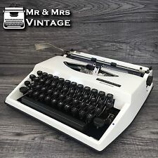 "Adler Tippa ""Cursive"" Script font Typewriter Working Ribbon Serviced vintage"