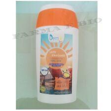 CREMA SOLARE PROTEZIONE 50 con Vitamina E e Aloe Vera - NICHEL TESTED - 200 ml