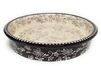 "Temp-tations Layer Cake Pan, Pie Plate, Dish, Baker, 9"", K41206, K41205"