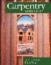 Carpentry by Lewis, Gaspar J.; Vogt, Floyd