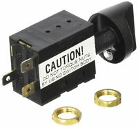 Sierra MP78730 Rotary Switch - On-Off-On Single Pole