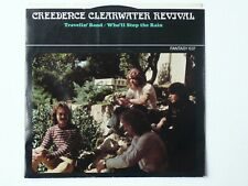 Creedence Clearwater Revival 45 ~ Test Pressing- Travelin' Man / Who'Ll Stop The
