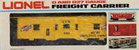 Lionel O Gauge O27 Chicago North Western CNW #9361 Window Caboose Car #6-9361U