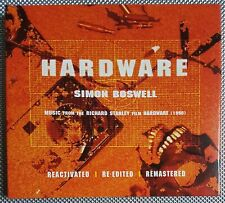 Simon Boswell - Hardware 2CD Flick Records Reactivated | Re-Edited | Remastered