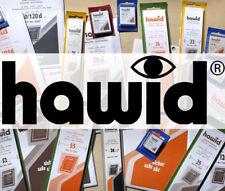 HAWID-Sonderblocks 1322, 130x100 mm, schwarz, 8 Stück