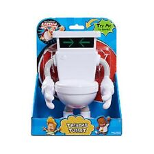 Captain Underpants Action Figure - Talking Toilet