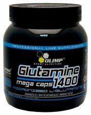 Genuine Olimp Glutamin 1400 diet sport nutrition 300 caps Amino Acid Pro vitamin