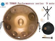 9 Notes Hand Pan Handpan Hand Drum Carbon Steel Material Percussion +Bag