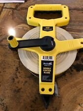 Komelon 100' Reel Tape Measure Model 6611