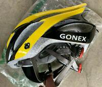 Gonex Mountain Road Cycling Bike Helmet Adult Helmet YELLOW/BLACK NEW!!!