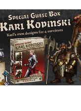 Zombicide Black Plague; Karl Kopinski NUOVO SIGILLATO  BOARD GAME