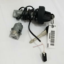 Oem Ignition Switch Cylinder For Buick 703605 Matching Door Lock And 2 Vats Keys Fits 2001 Century