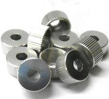 L6111 1/10 Scale Shock Absorber Damper End Cap x 10 10mm Silver