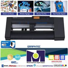 Graphtec Ce7000 40 15 40cms Vinyl Cutterplotter 2 Yeas Warranty Free Shipping
