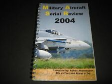 Hannessen: Military Aircraft Serial Review