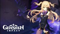 Genshin Impact Account Rank 5-7 Account With Fischl, NA PC Version /Unlinked/