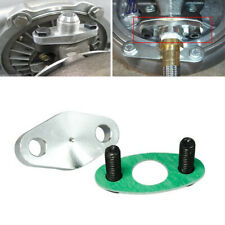 New AN4 Car Turbo Oil Feed restrictor Flange Gasket Adapter Fitting Accessories