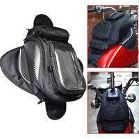 Universal'Motorcycle Oil Fuel Tank Bag Magnetic Motorbike Riding Bag Waterproof