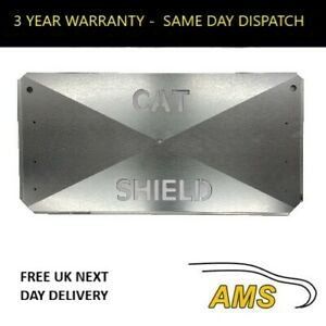 Catalytic Converter Anti Theft Prevention Steel Guard Plate for Prius 2003-2009