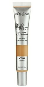 Loreal Paris True Match Eye Cream In A Concealer