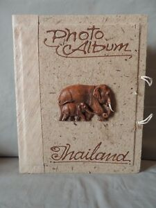 Photo Album Thailand SA Paper Hand Made