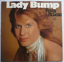 PENNY McLEAN - Lady bump - LP > Silver Convention