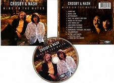 "CROSBY AND NASH ""Wind On The Water"" (CD) 2000"