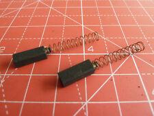 Spazzole DI CARBONE 15 mm x 6 mm x 5 mm per vorerk ET30, ET31, ET340 Aspirapolvere