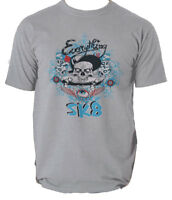 Everything is sk8 t shirt longboard S-3XL
