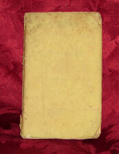 Libro Antico Opera Politica Della Tirannide Vittorio Alfieri da Asti 1850