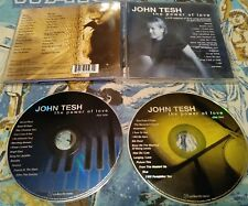 The Power of Love Vol. 1 John Tesh CD 26 songs piano orchestra  2 Disc set