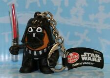 STAR WARS BEST KEYRING EVER MR POTATO HEAD POPTATERS DARTH VADER KEY CHAIN