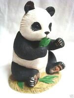 1985 Andrea by Sadek JAPAN Porcelain PANDA Figure - VERY SWEET