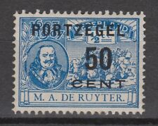 P42 Port nr 42 MLH ong NVPH Netherlands Nederland Pays Bas due portzegel