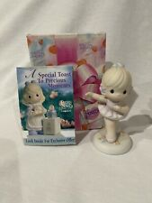 "Vintage Precious Moments Figurine 1997 Ballerina ""Bless Your Little Tutu"""