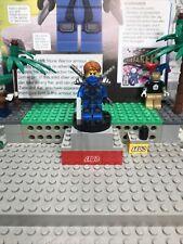 Lego Ninjago Mini Figure Collection Series Blue Ninja Jay Exclusive 2016