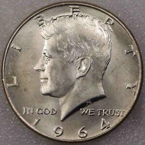 USA ½ Dollar Kennedy Half Dollar Silver  [1975