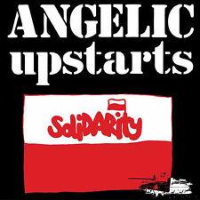 ANGELIC UPSTARTS SOLIDARITY EP (black vinyl)