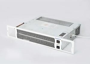 Bidex 900 Central Heating Plinth Heater Under Cupboard Heater 3 Grill Options
